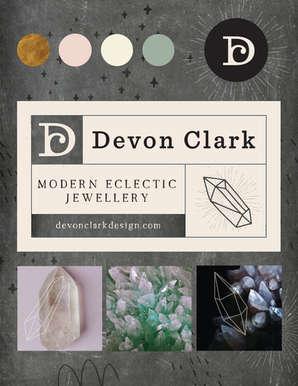 Devon Clark Branding