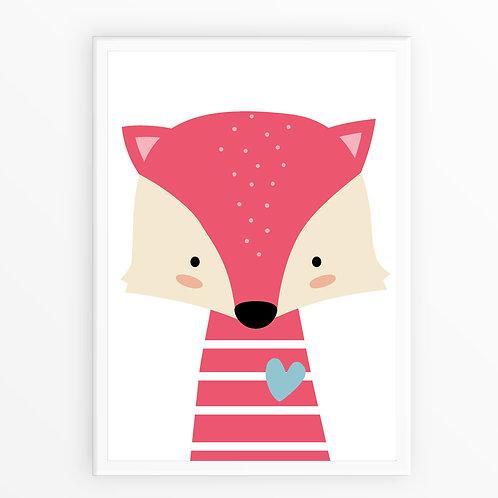 PINK FOXY