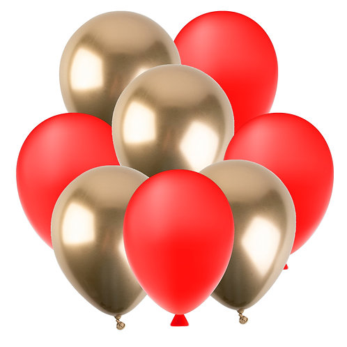 PALLONCINI RED GOLD