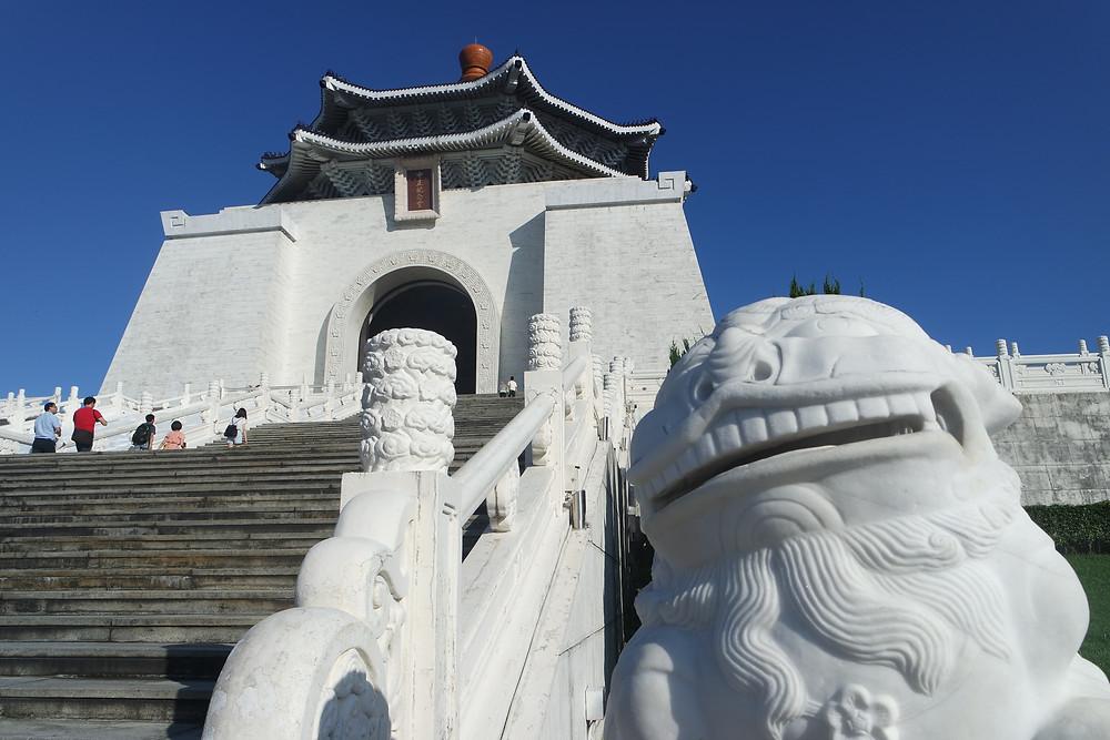 What to do in Taipei? Visit Chiang Kai-shek Memorial Hall
