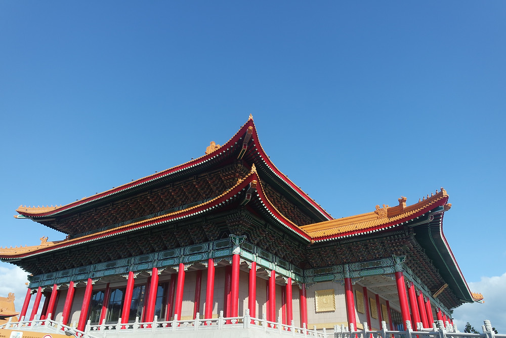 What to do in Taipei? Visit Liberty Square (Freedom Square) 自由廣場