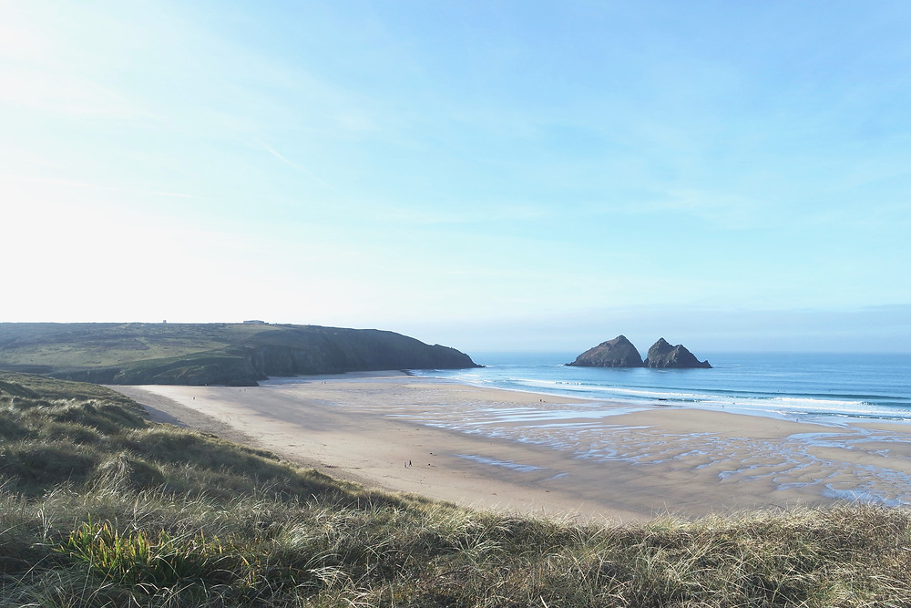 Travel to Cornwall in the Winter for the beaches