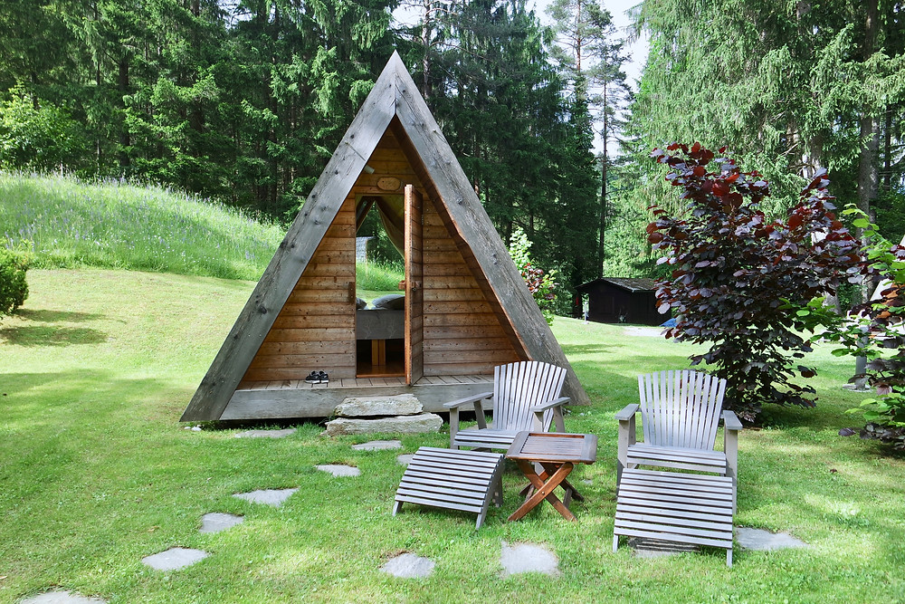 Glamping: Slovenia Lake Bled
