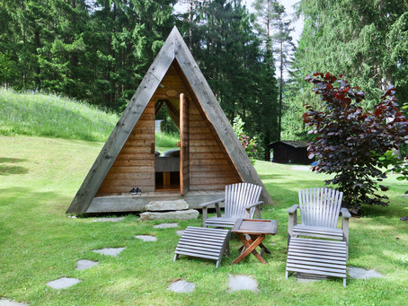 Glamping: The best thing you will do in Bled