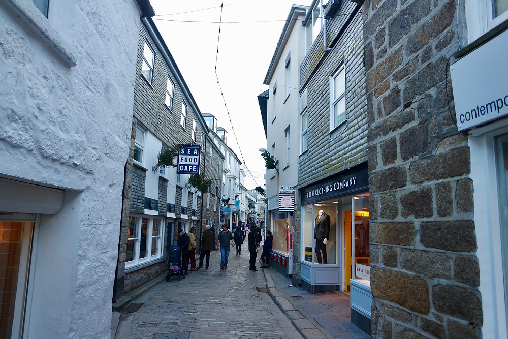 Travel to Cornwall in the Winter for Turo