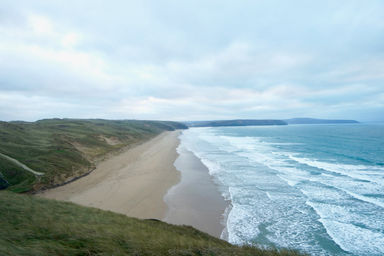 Travel to Cornwall in the Winter for the views