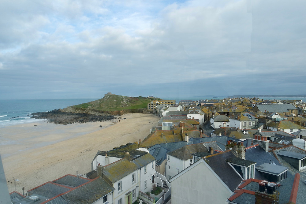 Travel to Cornwall in the Winter for the St Ives