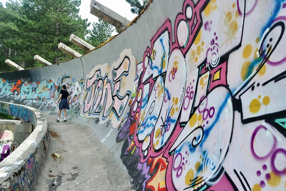 Bosnia and Herzegovina, Sarajevo, Urban Exploration