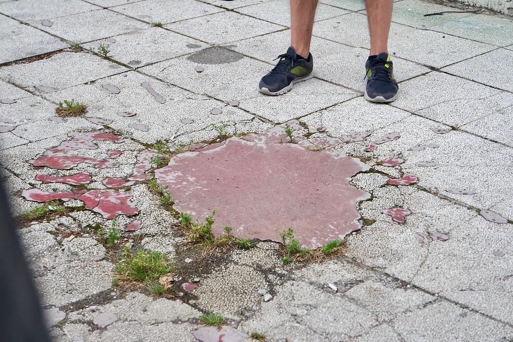 Travel Bosnia and Herzegovina - Sarajevo Rose
