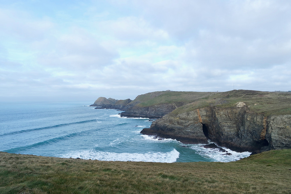 Travel to Cornwall in the Winter for the long walks