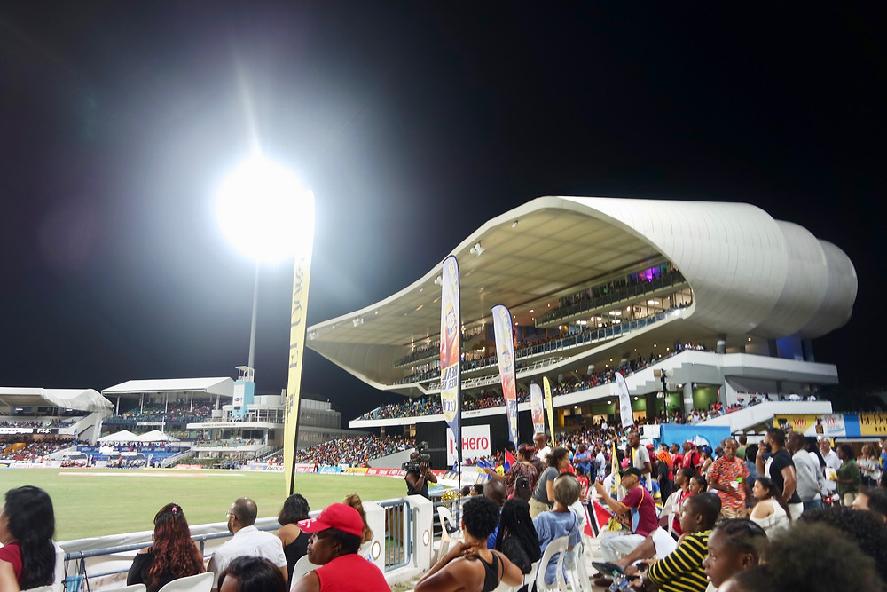 Travel in Barbados on a budget - Cricket