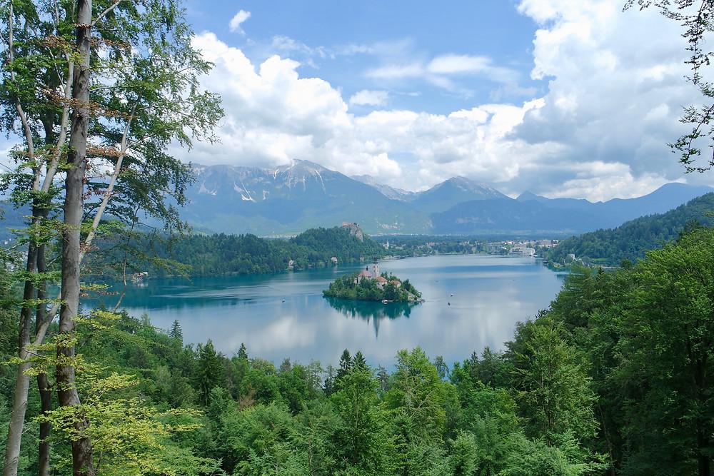 Lake Bled Slovenia: Hiking Osojnica
