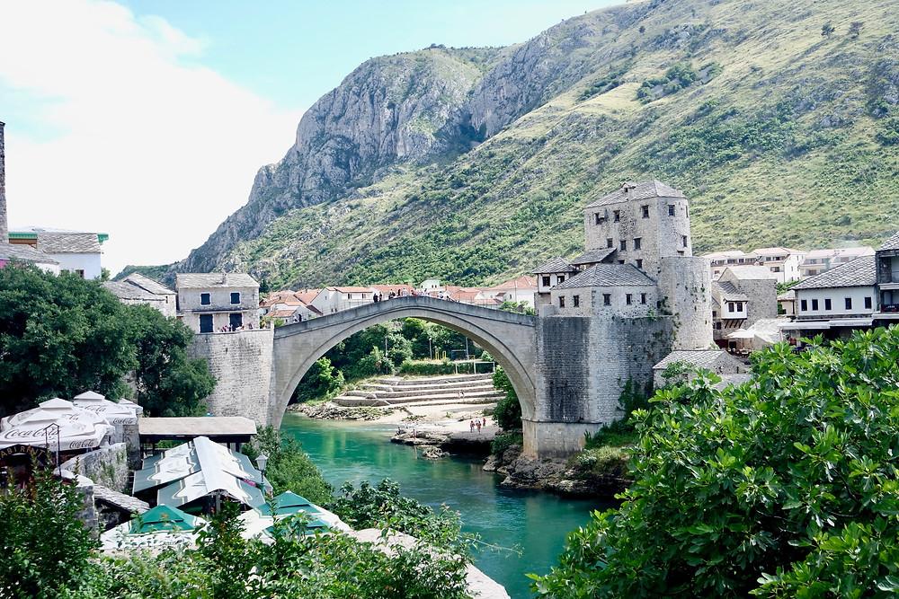 Urban Exploration Mostar