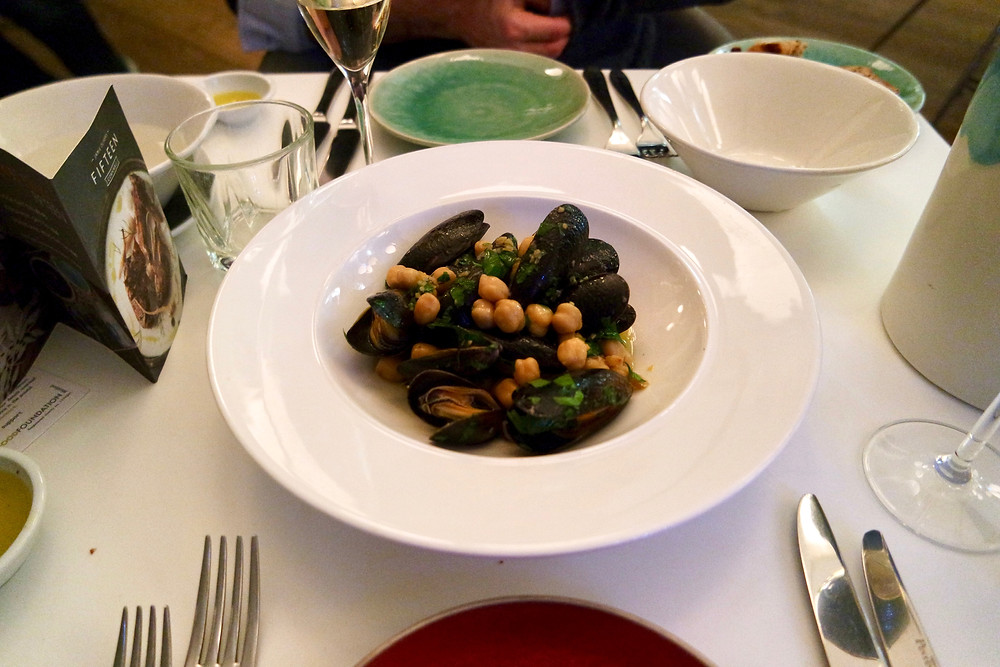 Travel to Cornwall in the Winter for the restaurants