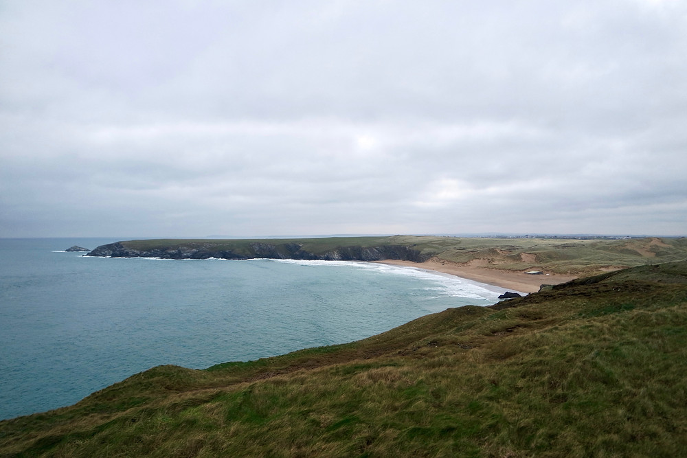 Travel to Cornwall in the Winter for the surfing
