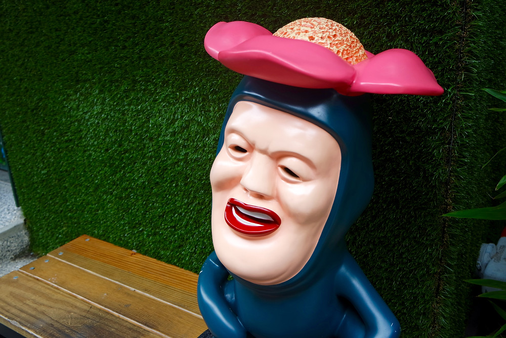 What to do in Taipei? Visit this weird, quirky restaurant.