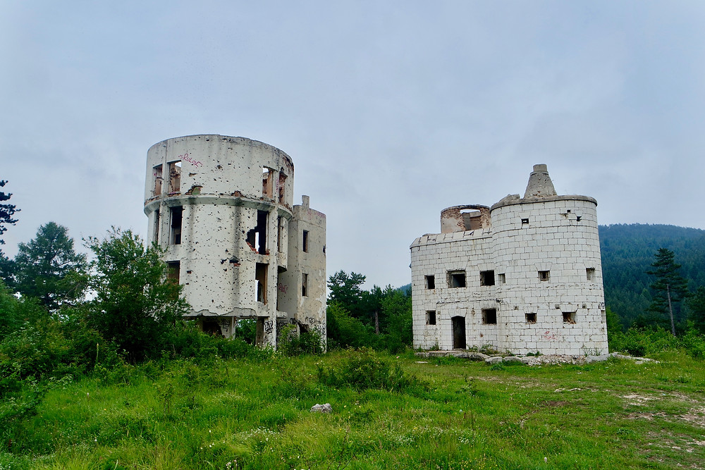 Urban Exploration: Čolina Kapa Astronomical Observatory, Sarajevo