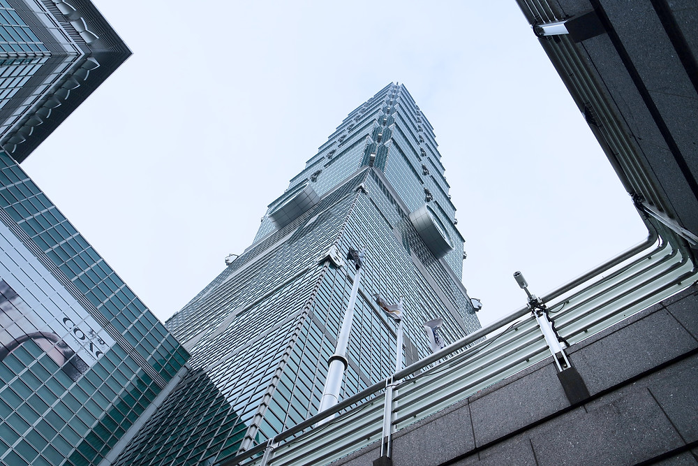 Travel Tips for Taipei, Taiwan: Taipei 101 臺北101 / 台北101
