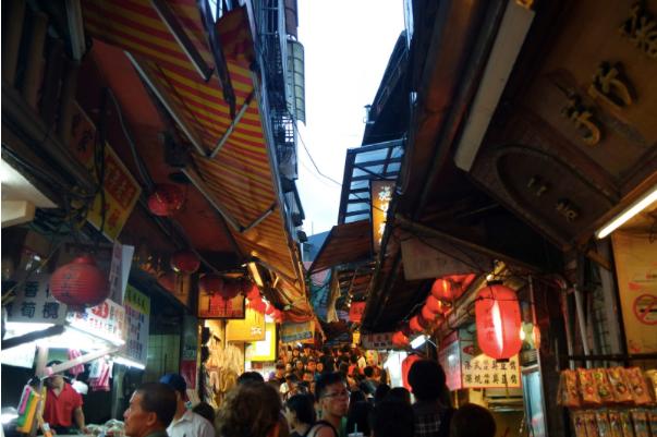 Day Trip from Taipei, Taiwan: Jiufen 九份