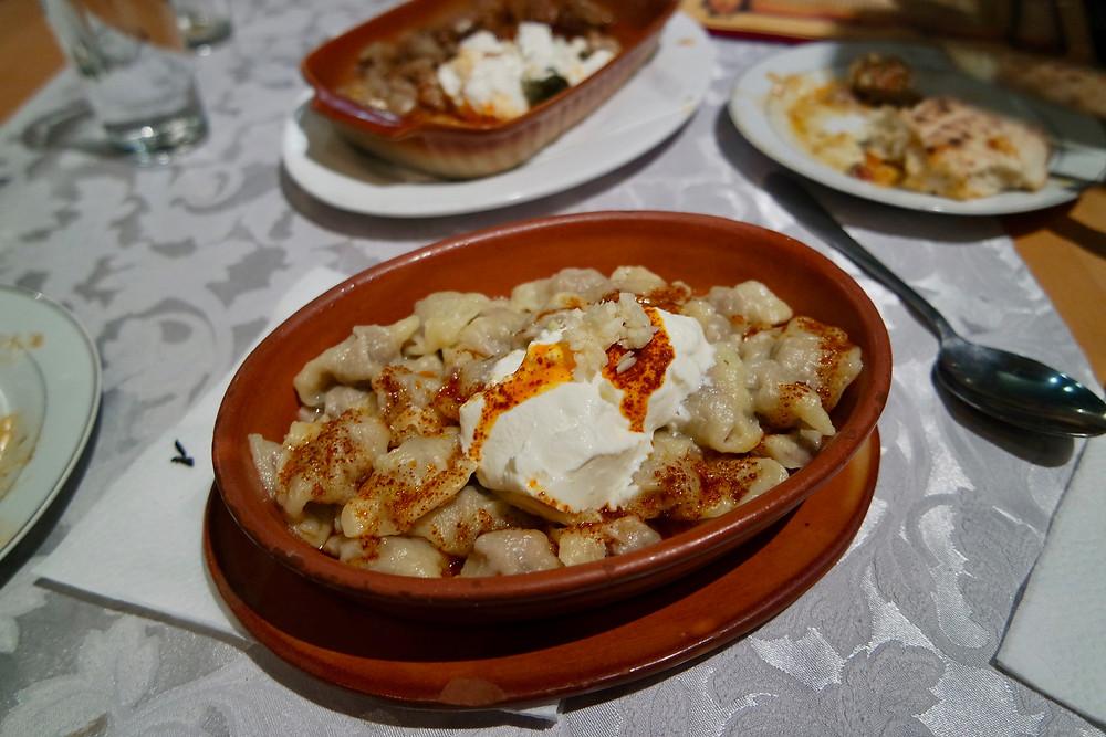 Where to eat in Sarajevo.