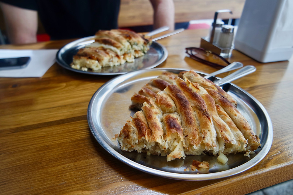What to eat in Sarajevo?