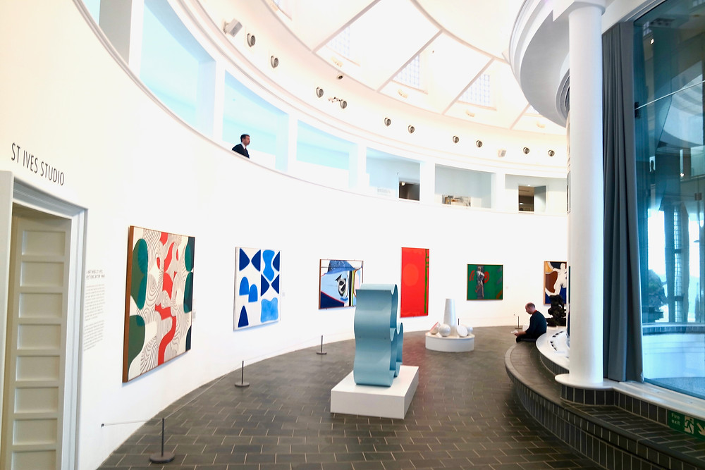 Travel to Cornwall in the Winter for the Tate