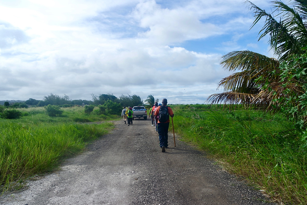 Travel in Barbados on a budget - Free hiking