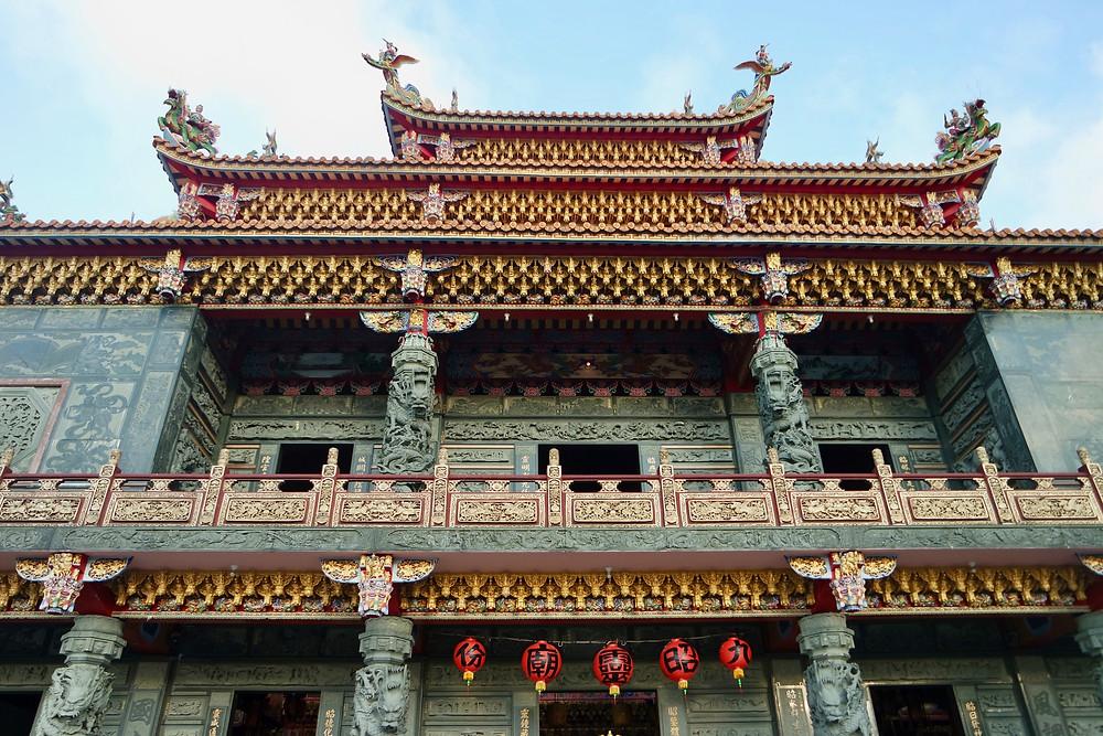 Day Trip from Taipei, Taiwan: Jiufen 九份 Temple