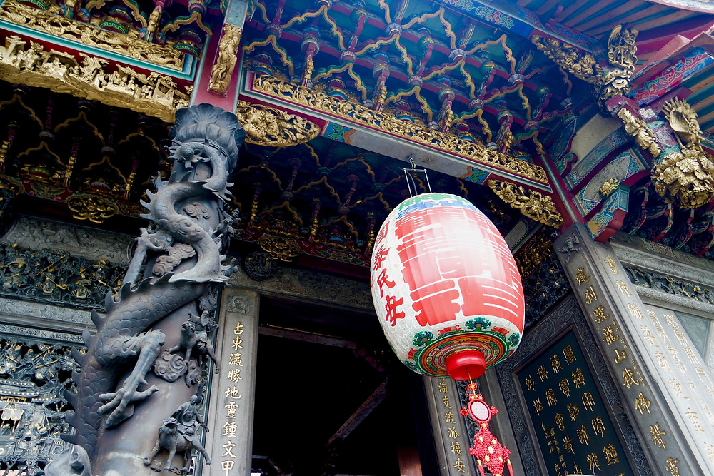Not sure what to do in Taipei?  Visit the most beautiful Temple. Longshan Temple 龙山寺