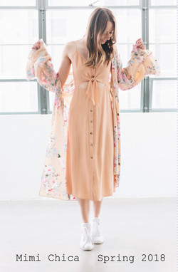 Mimi Chica Lookbook 2018