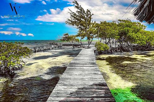 caribbean stroll