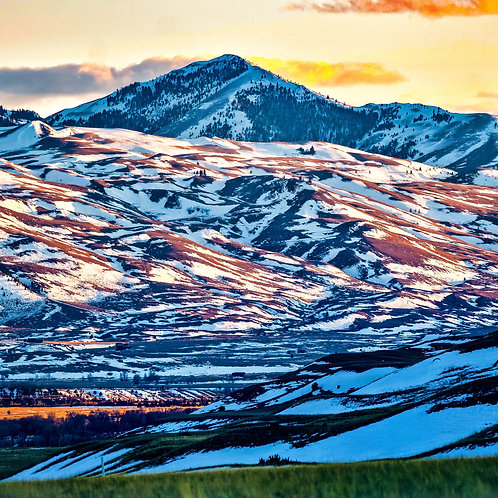 Montana, paradise valley, Yellowstone, mountains, landscape, color, limited edition, fine art, photography