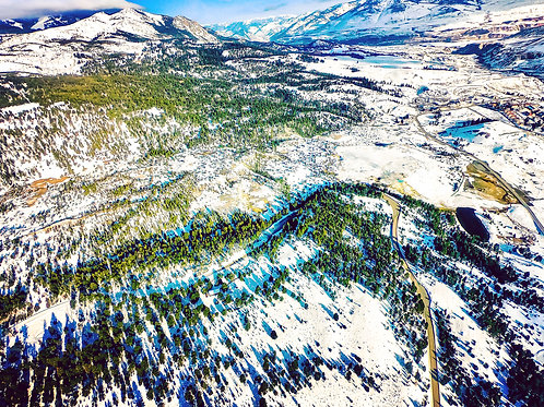 Montana, Wyoming, Yellowstone, mountains, helicopter, aerial, landscape, color, limited edition, fine art, photography