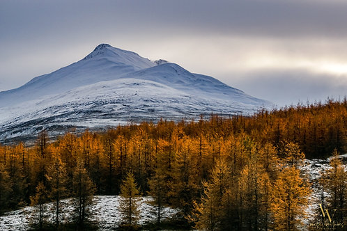 Iceland, North Iceland, landscape, mountains, roads, snow, color, limited edition, fine art, photography