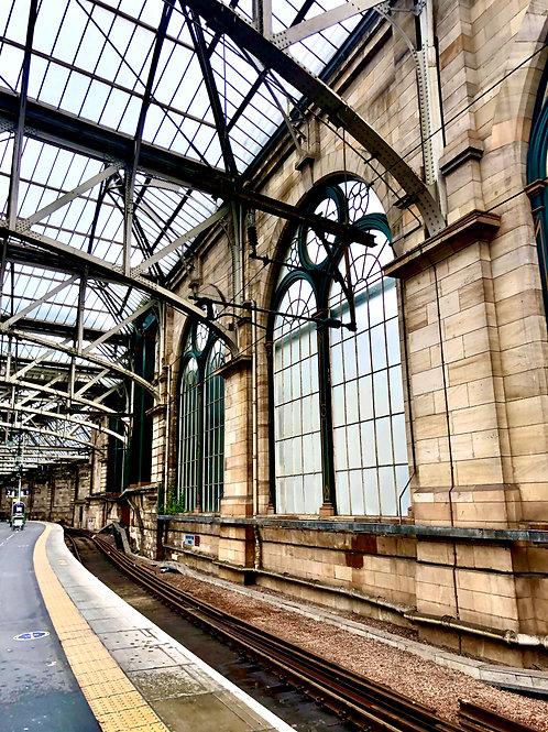 Glasgow Station 1