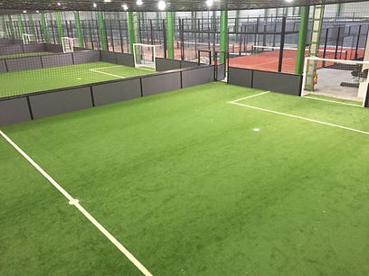 Football land by Padel international