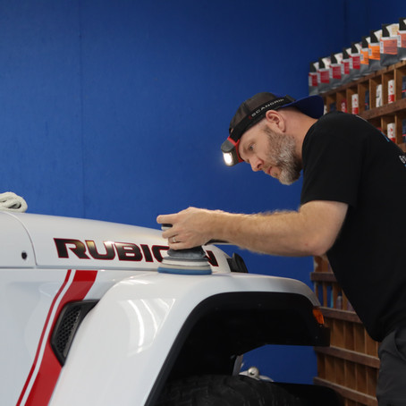 Looking for paint correction? 4 simple aspects to consider.