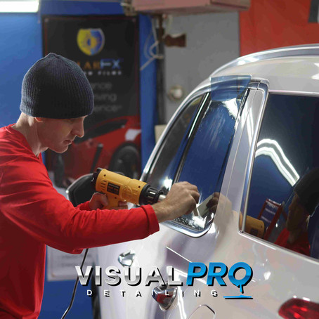 Southern Illinois Window Tinting - What is Ceramic Window Tint?