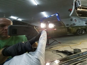 car buffing in bention illinois