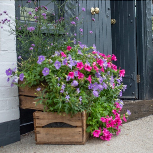 Bespoke Double Stack Crates