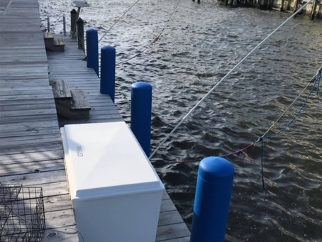 Dock Piling Covers vs Fenders