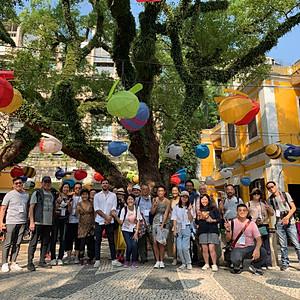 2019 Macau Heritage Tour