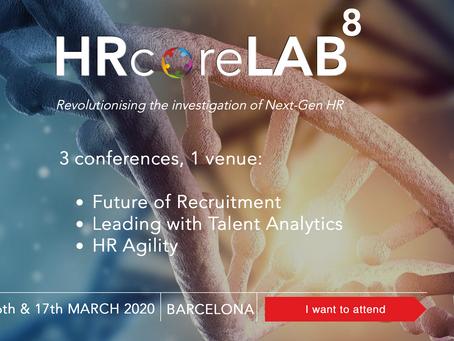 8th HRcoreLAB summit - Barcelona March 2019