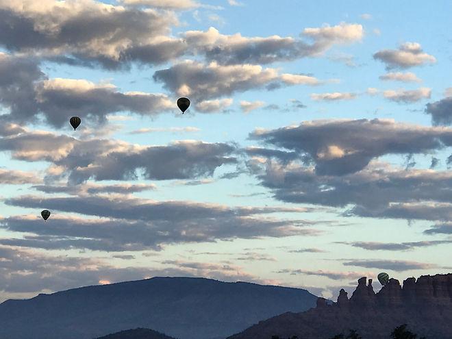Sunrise Balloons over Magical Sedona.jpg
