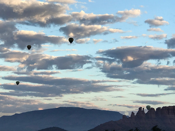 Sunrise Balloons over Magical Sedona.jpg