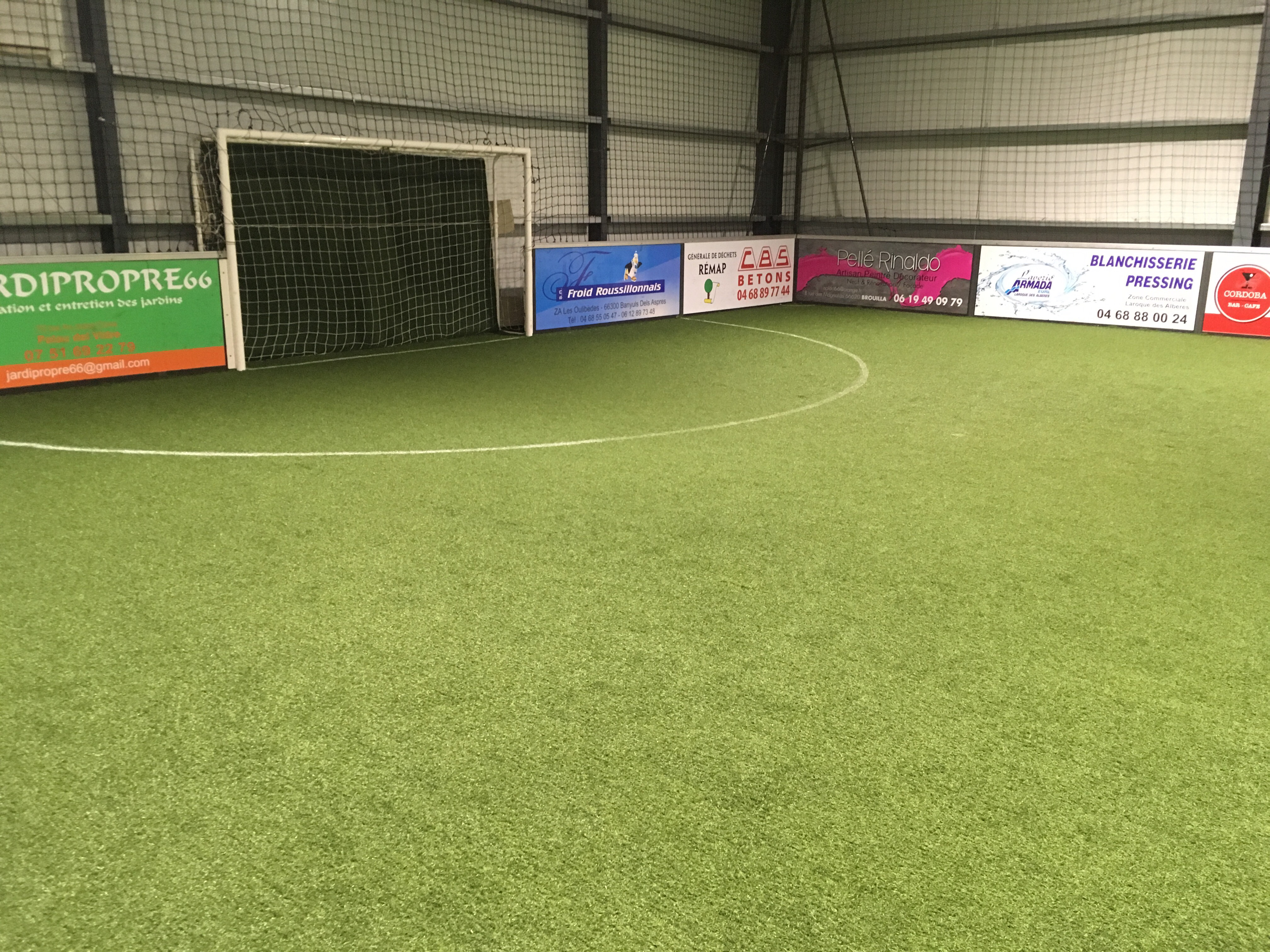 Futsal Dels Monts Foot En Salle Dans Les Pyrenees Orientales 66