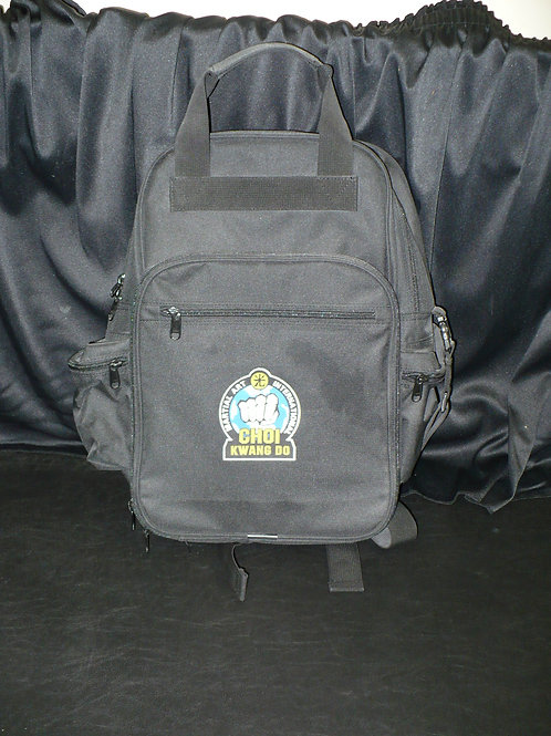 Choi Kwang Do Backpack