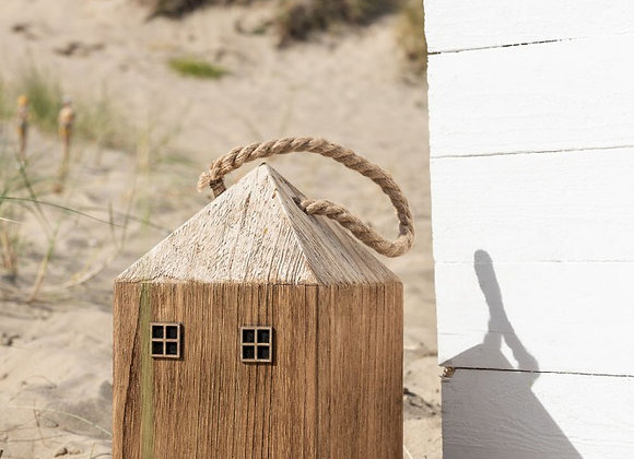 Maison cale-porte