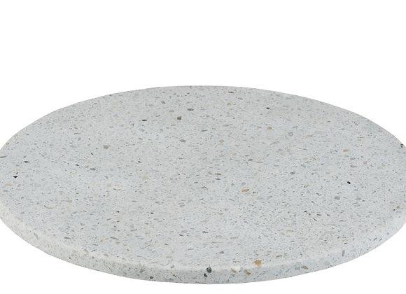 Planche ronde Terrazzo