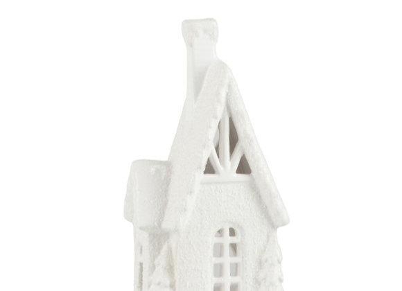 Maison blanche céramique
